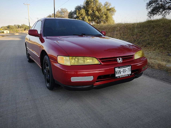 Honda Accord Coupe, Mod. 1994