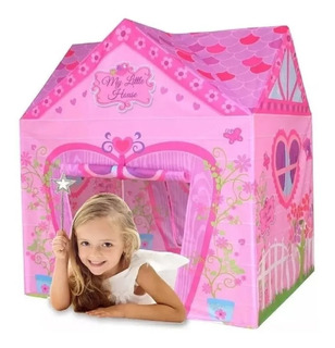 8728 Carpa Nenas Mi Pequeña Casa 95x72x102cm Babymovil