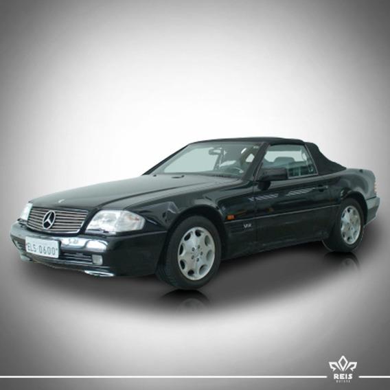 Mercedes-benz Sl 600 6.0 V12 Gasolina Automático