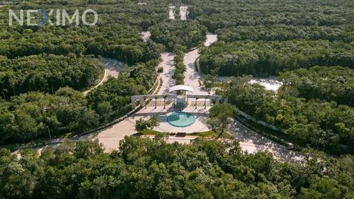 Imagen 1 de 9 de Terreno En Venta En Complejo Premium De Playa Del Carmen, Quintana Roo