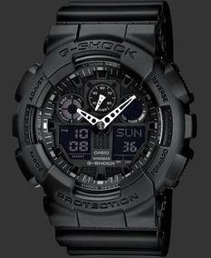Relogio Casio G-shock Ga 100 1a1dr