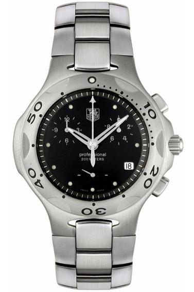 Relógio Tag Heuer Kirium - Cl1110-0 - Original - Impecável