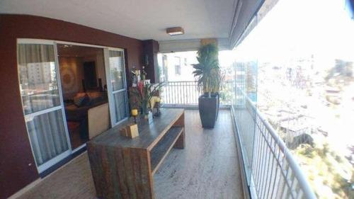 Apartamento Com 3 Dormitórios À Venda, 153 M² Por R$ 1.224.000,00 - Vila Albertina - São Paulo/sp - Ap8266
