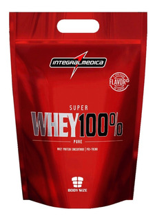 Super Whey 100% Pure Refil 1,8kg - Integralmédica + Brinde