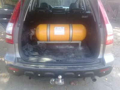Honda Crv - Super Maquina