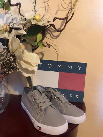 Tenis Tommy Hilfiger Para Dama ¡originales!