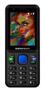 Senwa Dynamic S340 512 Mb Negro/azul 256 Mb Ram