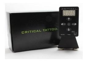 Fonte Para Tattoo Critical - Cx1 G2 - Tattoo*