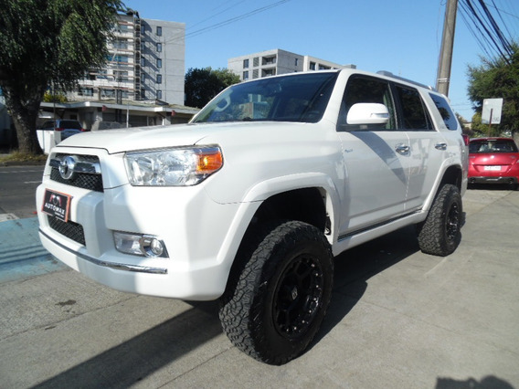 Toyota 4runner 4.0 Limited Auto 4wd 2012