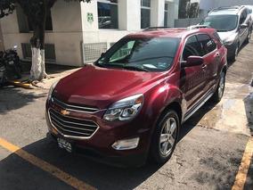 Chevrolet Equinox Lt Paq. C 2016 Seminuevos
