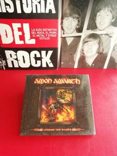 Amon Amarth - Versus The World 2 Cd