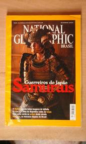 Revista Guerreiros Do Japão Samurais Dezembro 2003
