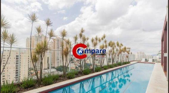 Apartamento Com 1 Dormitório À Venda, 38 M² Por R$ 230.000 - Vila Augusta - Guarulhos/sp - Ap7716