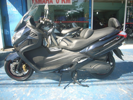 Dafra Maxsym 400 I Com Abs Preta 2015 R$ 18.999 Baixo Km