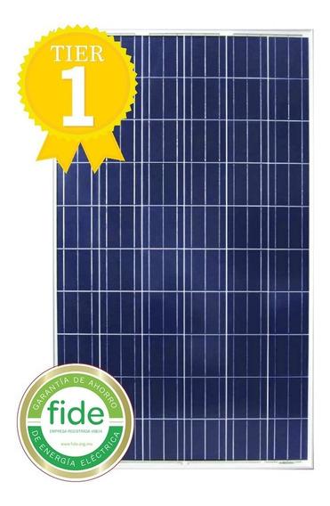 2 Paneles Solares Fotovoltaico 275 Watts Policristalino