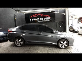 Honda City 1.5 Ex 16v Cvt 2016
