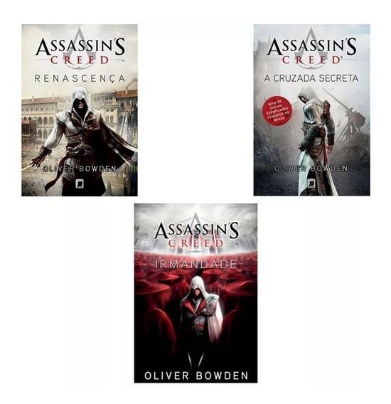 Kit 3 Livros Assassin
