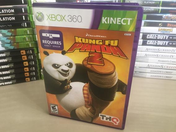 Kung Fu Panda 2 Kinect Xbox 360 Original Dvd