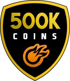 Coins Fifa 19 Ps4 500k - Envio Já - 5% Da Ea