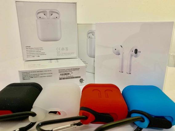 Apple AirPods 2 Carregador Wireless + Brinde E (nota Fiscal)