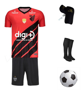 Conjunto Uniforme Infantil Atlético Paranaense Futebol Clube