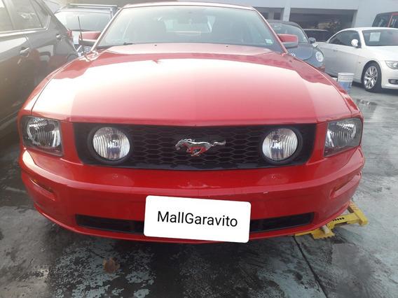 Ford Mustang Gt Deluxe 4.6 24v V8 Aut 2009