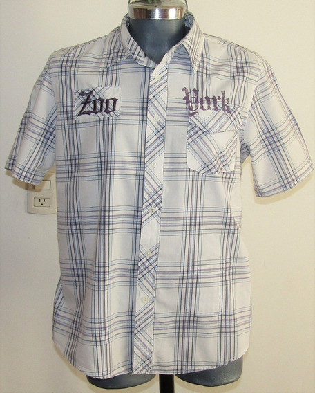 Camisa Casual Zoo York Talla L