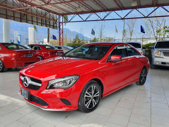 Mercedes Benz Clase Cla 2019 1.6 200 Paq. At