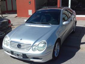 Mercedes-benz Clase C 2.2 C220 Sportcoupe Cdi