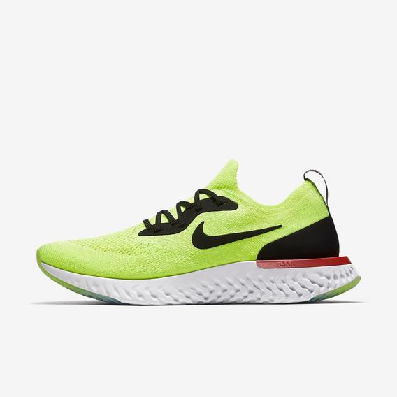 Zapatilla Nike Epic React Flyknit Running Profesional