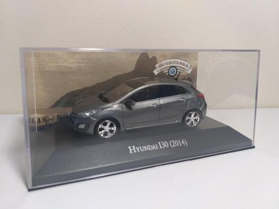 Hyundai I30 2014 Carros Inesquecíveis Do Brasil Escala 1/43