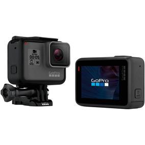 Go Pro Hero5 Black Camera Gopro 5 4k Tela Lcd - Lacrado.