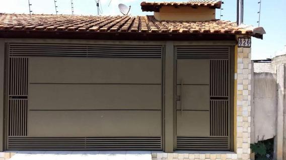 Casa Residencial À Venda No Jardim Olímpico Em Pouso Alegre - Mg - Cs442v