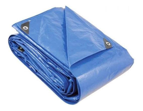 Lona Polietileno 10x8m Azul Vonder