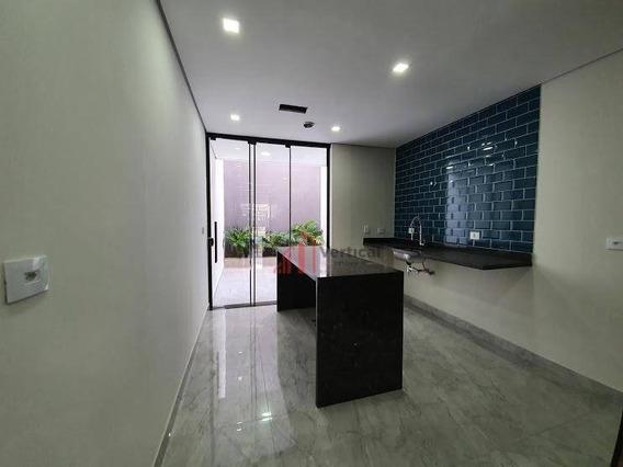 Sobrado Com 3 Dormitórios À Venda, 120 M² Por R$ 550.000,00 - Vila Carrão - São Paulo/sp - So2432