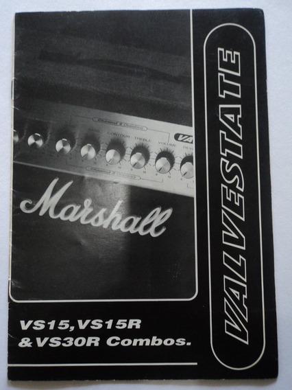 Manual:marshall:vs15,vs15r:valvestate:inglês