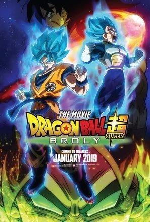 Dragon Ball Super Broly (2019) Dual Áudio Via Link