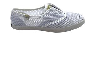 Tênis Keds Champion Slip Honeycomb Off White Kd854566