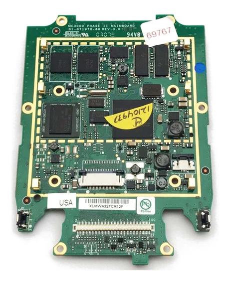 Placa Mãe Mainboard Mc3000 M/b Phaseii Zebra Symbol Pc Móvel