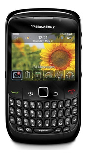 Celular Blackberry Curve 8520 Single 2g 2mp Preto Vitrine 1