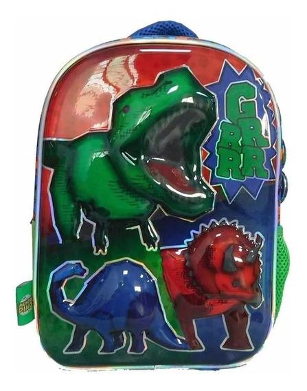 Mundo Dino Mochila Espalda 12 Cresko Ck574