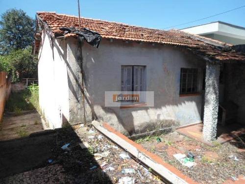 Terreno Residencial À Venda, Vila Alpina, Santo André. - Te0231