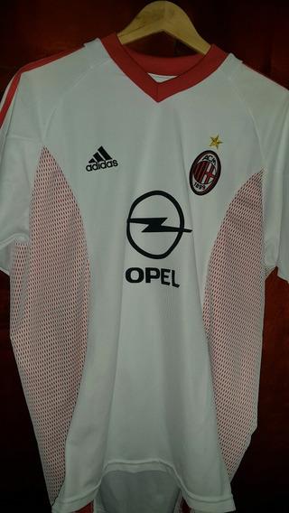Camiseta Doble Tela adidas Milan 2002