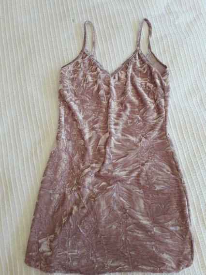 Vestidos Velvet Rosa Talle 2