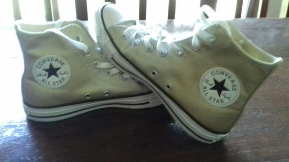 Converse All Star Doradas