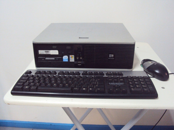 Computador Hp Compaq Dx2390 Pentium Inside Hd160gb 1gb Ram