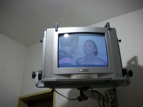 Televisor Admiral 14 Para Reparar.