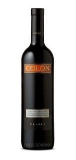 Vino Colón Malbec De Colón