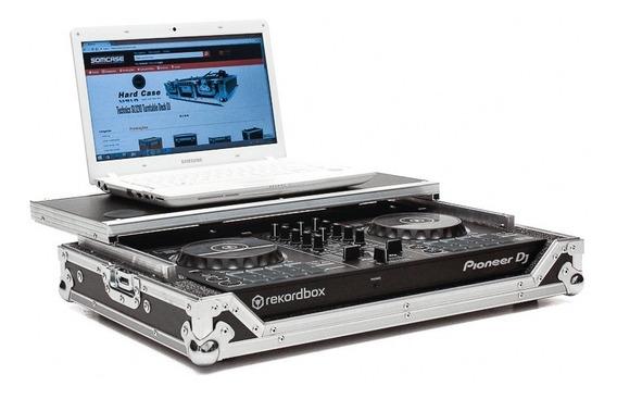 Hard Case Controladora Pioneer Ddj 400 Plataforma Deslizante
