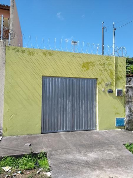 Aluguel Casa No Conjunto Ceará - Sala, 1 Quarto, 2 Garagens